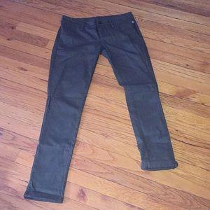 Hurley hunter green chino pants size 1